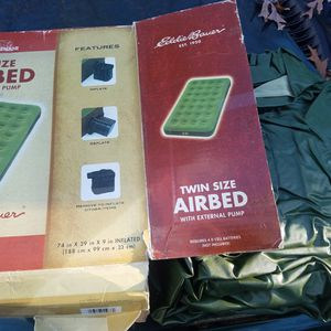 Air Mattress New In Box. With Inflator for Sale in Richmond, VA