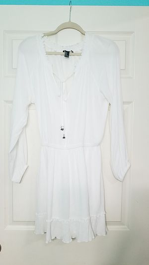 White summer dress for Sale in Vancouver, WA