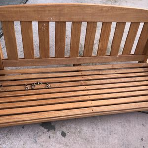 Hanging Bench / Swing for Sale in Aurora, CO