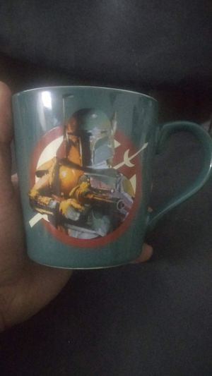 Star Wars Boba Fett Coffee Mug for Sale in Mesa, AZ