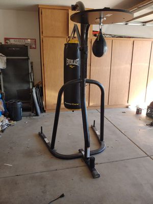Speed bag set for Sale in Surprise, AZ