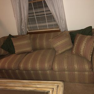 Living Room Set (couches only) for Sale in Scotch Plains, NJ