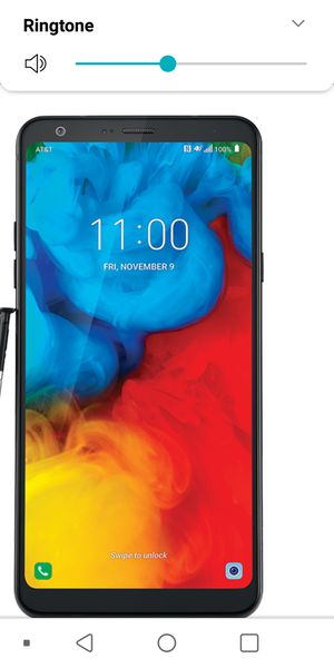 Lg stylo 4 just 80 dlls. for Sale in Houston, TX