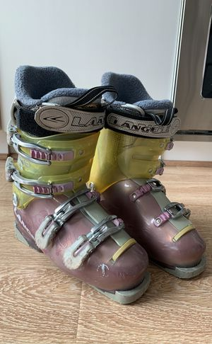 Lange Ski Boots - Size 25.5 (women's 8) for Sale in Washington, DC