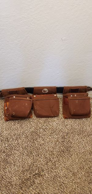 Occidental Leather Tool Bags for Sale in Sacramento, CA