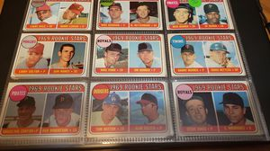 (27) 1969 Topps Baseball Rookie Cards for Sale in Fontana, CA