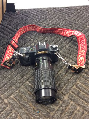 Canon T50 film camera for Sale in Humble, TX