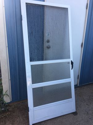 Screen door for Sale in Jurupa Valley, CA