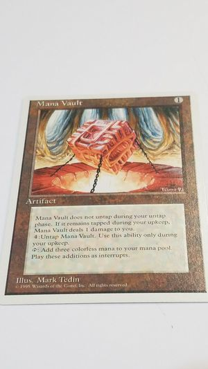 Magic the gathering card for Sale in Upland, CA