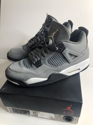 Nike air Jordan 4 cool grey size 12 for Sale in Bellevue, WA