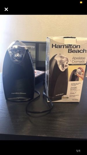 Hamilton Beach Can Opener and Knife Sharpener for Sale in Wyoming, MI