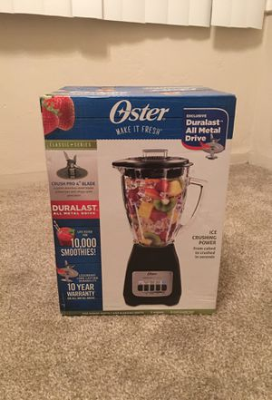 Oster Blender for Sale in Ceres, CA