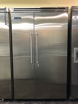"Viking 48"" built-in side by side refrigerator for Sale in Phoenix, AZ"