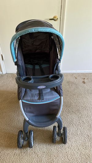 Baby travel system/stroller and car seat for Sale in Peoria, IL