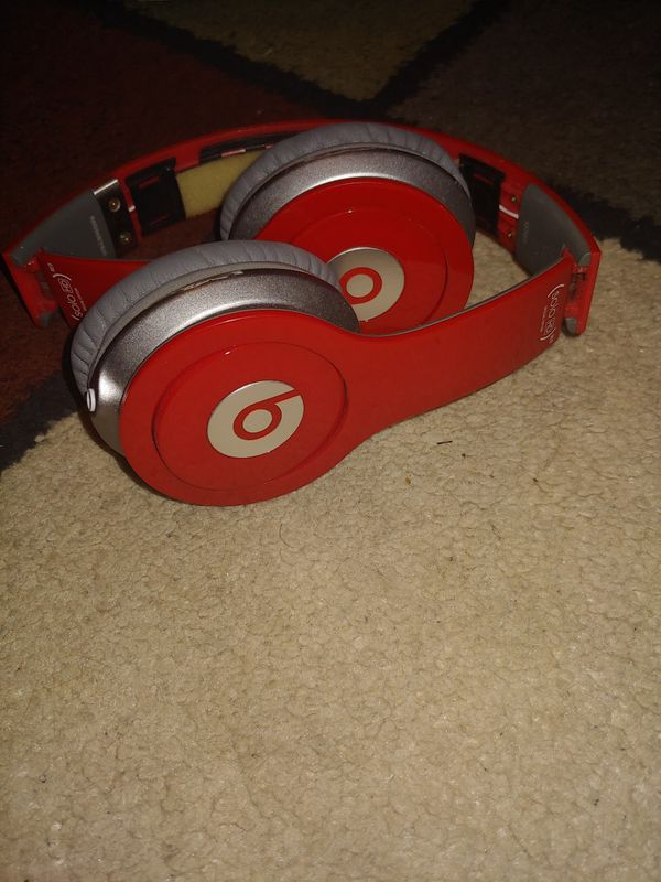 Monster Cable Beats by Dr. Dre SOLO HD Red Edition