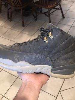 Jordan 12 Dark Grey for Sale in Yukon,  OK