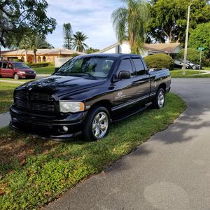 "2003 Dodge Ram 1500 SLT Quad Cab 4x2 ""Thunder Road"" 5.7L HEMI ""MAGNUM"" Laramie for Sale in Highland Beach, FL"