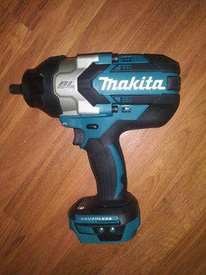 Makita lxt Brushless wrench for Sale in Leesburg, VA