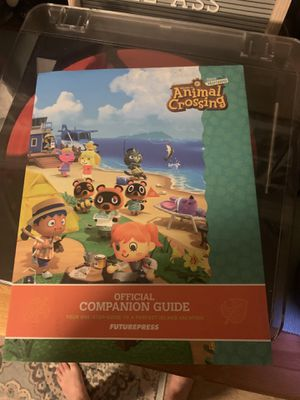 Brand new animal crossing guide for Sale in Avondale, AZ