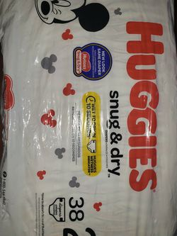 Diapers Size 2 for Sale in Seattle,  WA