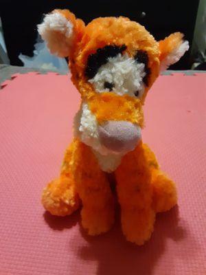 Disney Parks Tigger Winnie The Pooh Plush Stuffed Animal Doll Toy Orange Tiger 9 for Sale in Lehigh Acres, FL