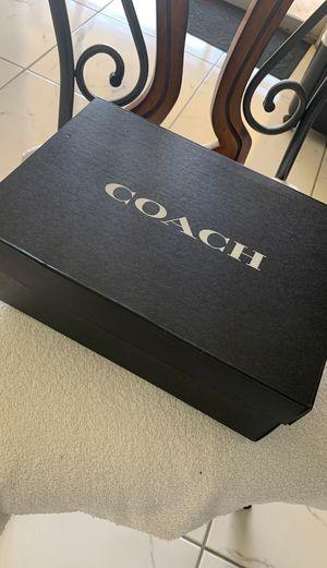 Coach shoes for Sale in Phoenix, AZ