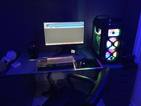3f9a76e895a Gaming PC Computer Setup (Everything MUST Go!) for Sale in ...