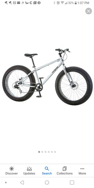 Mongoose malus fat tire for Sale in Nashville, TN