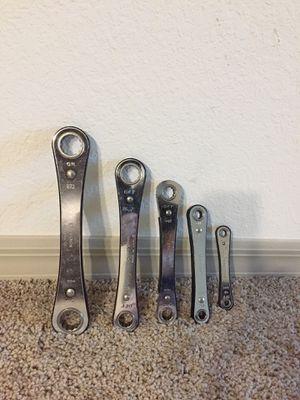 Craftsman Ratchet Wrench Set for Sale in Winter Springs, FL