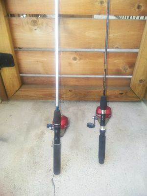 Like New Fishing Poles $20 Each for Sale in Mesquite, TX