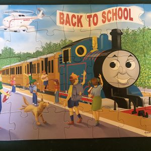 Thomas & Friends - Back To School Puzzle & Lunchboc for Sale in West Palm Beach, FL