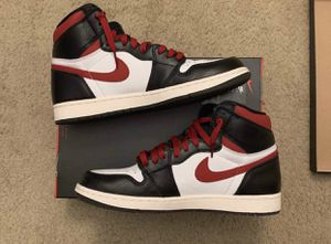 Jordan 1 Gym Red for Sale in Round Lake Heights, IL