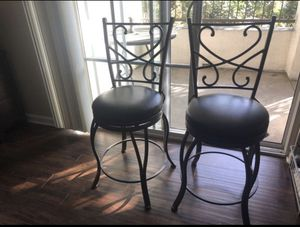 Set of swivel bar stools for Sale in Concord, CA
