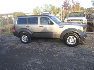 2007 Dodge Nitro 4x4 170k miles runs and drives!!! for Sale in Fort Washington, MD