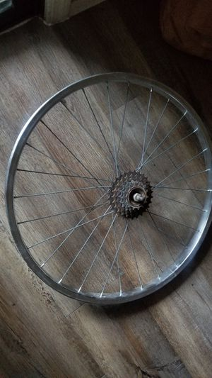 "24"" bike wheel for Sale in Mesa, AZ"