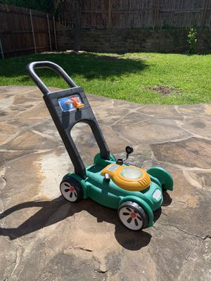 Kids Toy Lawn Mower for Sale in Frisco, TX