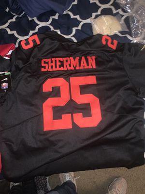 NFL on field superbowl jerseys for Sale in Washington, DC