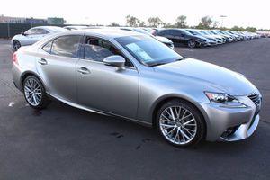 2015 Lexus IS 250 for Sale in Peoria, AZ