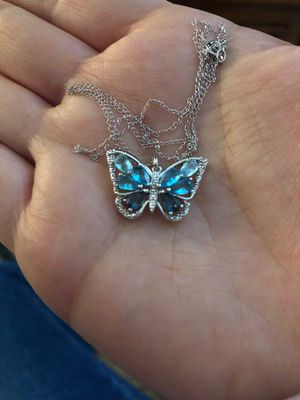 Butterfly necklace for Sale in Vancouver, WA