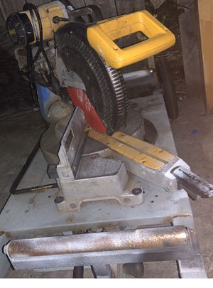 "DeWalt 12"" table saw for Sale in Oakland, CA"