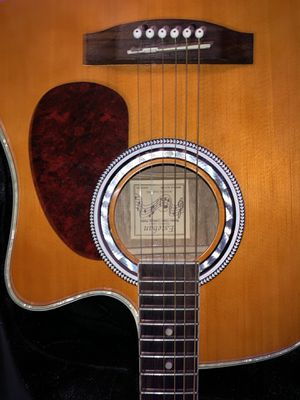 Electric Acoustic guitar for Sale in Stockton, CA