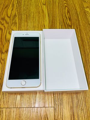 Gold iPhone 6 PLUS T-Mobile MetroPCS simple family ultra mobile inbox, PRICE IS FIRM @190$ NO OFFERS will consider trades for Sale in Las Vegas, NV