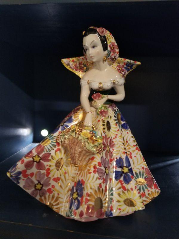 Antique Italian porcelain