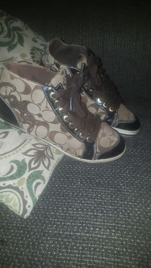 coach shoes for Sale in Long Beach, CA