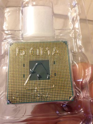 Ryzen 5 2600 processor for Sale in Houston, TX