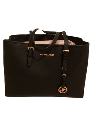 Michael Kors Black Tote Bag Purse for Sale in Springfield, VA
