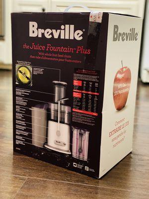 Breville Juicer for Sale in Flint, TX