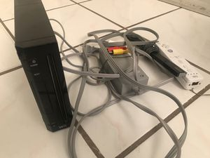 Black Nintendo Wii for Sale in San Diego, CA