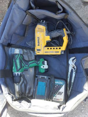 All tools for $45 or choose and make offer for Sale in Dallas, TX