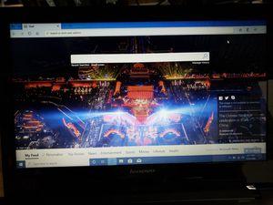 Lenovo G50-45 AMD A8-6410 APU AMD QUAD Core 8GB 1TB Black Slim Laptop for Sale in Upper Marlboro, MD